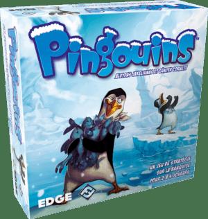 Acheter PINGOUINS à Paris chez Robin des Jeux