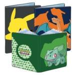 Pokemon portfolio A4 180 cartes à Paris chez Robin des Jeux