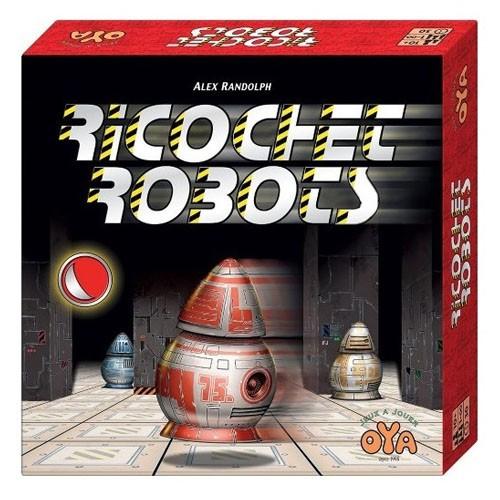 Acheter Ricochet Robot à Paris chez Robin des Jeux