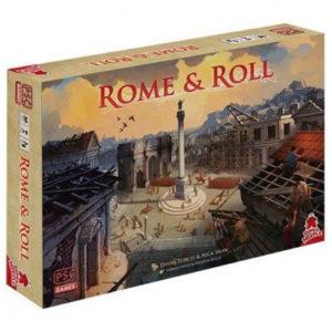 Acheter Rome and roll à Paris chez Robin des Jeux