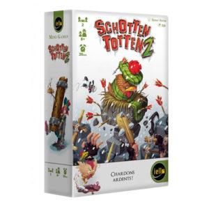 Acheter Schotten Totten 2 à Paris chez Robin des Jeux