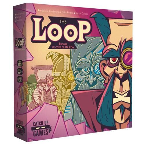 Acheter The Loop à Paris chez Robin des Jeux