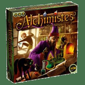 Acheter ALCHIMISTES à Paris chez Robin des Jeux