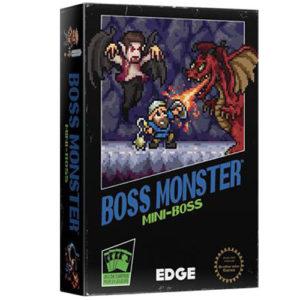 Boss Monster mini boss à Paris chez Robin des Jeux
