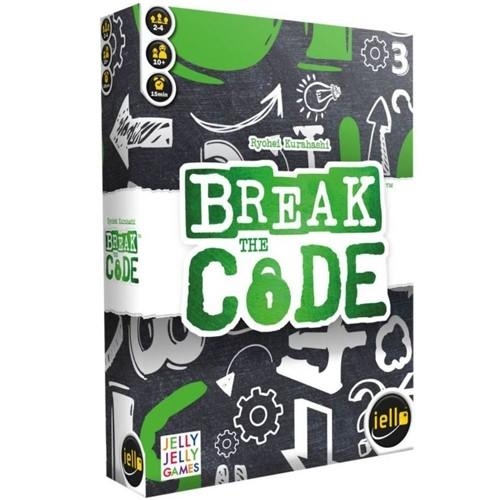 Break the code à Paris chez Robin des Jeux
