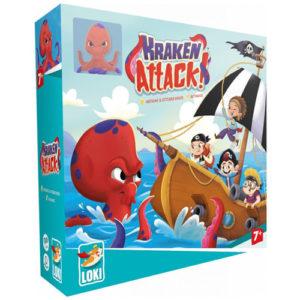 Acheter Kraken Attack à Paris chez Robin des Jeux