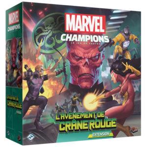Acheter Marvel Champion Crane rouge à Paris chez Robin des Jeux