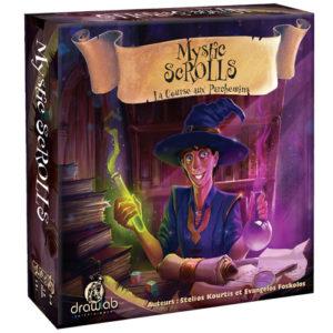 Mystic scrolls à Paris chez Robin des Jeux
