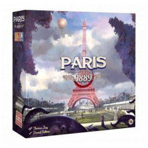 Acheter Paris 1889 à Paris chez Robin des Jeux