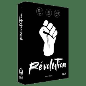 Acheter REVOLUTION à Paris chez Robin des Jeux