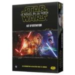 Star wars Le réveil de la force kit d'initiation à Paris chez Robin des Jeux