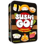 Sushi Go à Paris chez Robin des Jeux