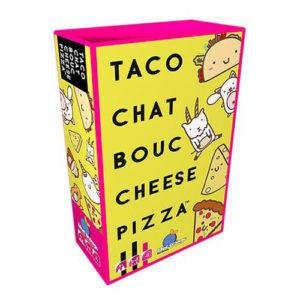 Acheter Taco Chat Bouc Cheese Pizza à Paris chez Robin des Jeux
