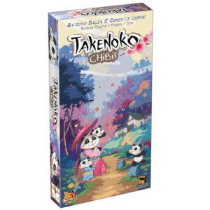 Takenoko chibis à Paris chez Robin des jeux