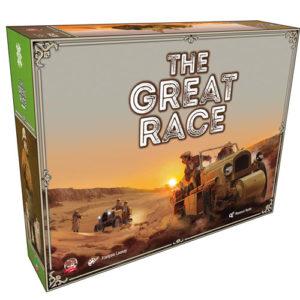 The great race à Paris chez Robin des Jeux