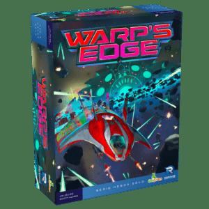 Acheter WARP'S EDGE à Paris chez Robin des Jeux