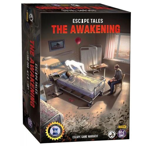 escape tales 1 the awakening à Paris chez Robin des Jeux