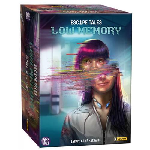 escape tales 2 low memory à Paris chez Robin des Jeux