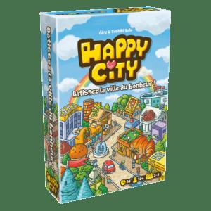 Acheter HAPPY CITY à Paris chez Robin des Jeux