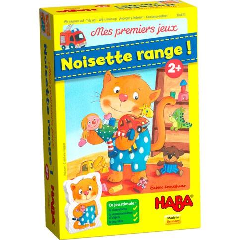 Noisette range à Paris chez Robin des Jeux