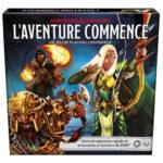 dungeons & dragons l'adventure commence à Paris chez Robin des Jeux