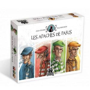 Acheter Les apaches de Paris chez Robin des Jeux