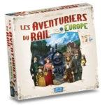 Aventuriers du rail europe 15 eme anniversaire à Paris chez Robin des Jeux