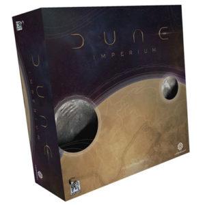 Dune Imperium à Paris chez Robin des Jeux