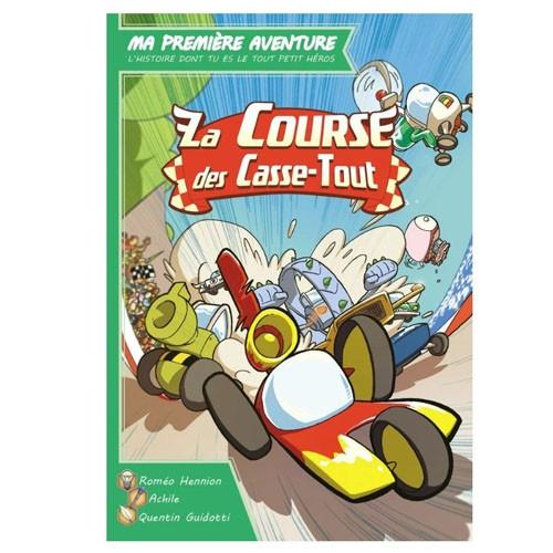 Ma première aventure La course des casse-tout chez Robin des Jeux Paris