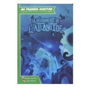 Ma première aventure La découverte de l'atlantide chez Robin des Jeux Paris
