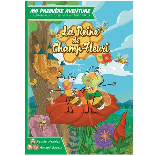 Ma première aventure La reine de champ-fleuri chez Robin des Jeux Paris