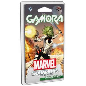 Marvel Champion Gamora à Paris chez Robin des Jeux