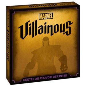 Villainous Marvel à Paris chez Robin des Jeux