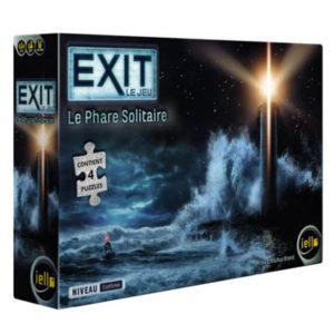 EXIT le phare soltaire à Paris chez Robin des Jeux