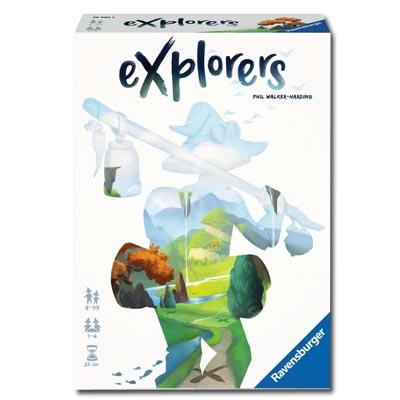 Explorers à PARIS chez Robin des Jeux