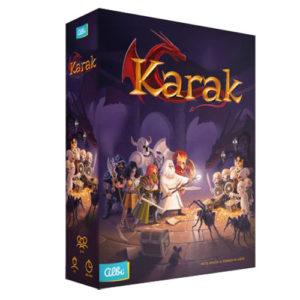 KARAK à Paris chez Robin des Jeux