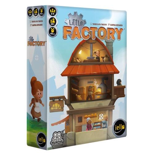 Little Factory à Paris chez Robin des Jeux