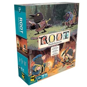 root ext monde souterrain à Paris chez Robin des Jeux