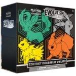 Pokemon coffret dresseur d'élite à paris chez Robin des Jeux